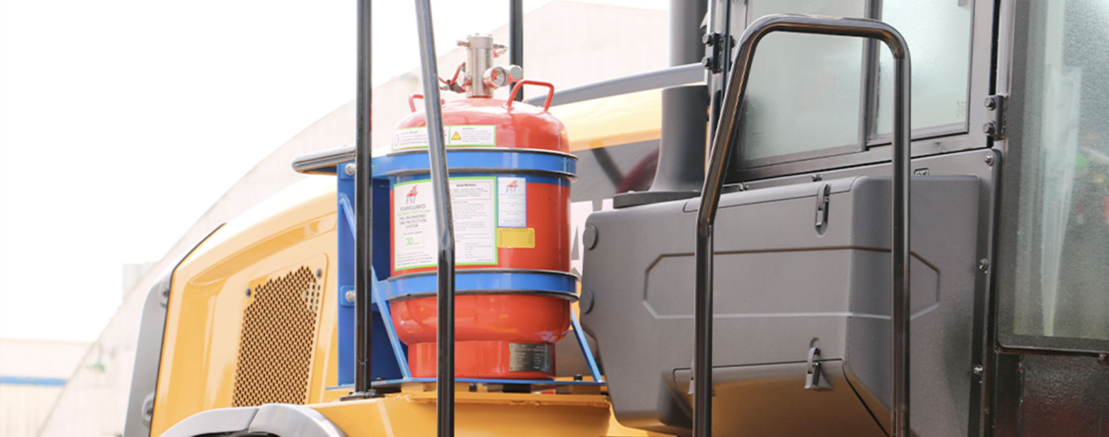 FSI Foamguard Vehicle Systems